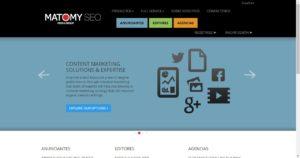 Sitio web de Matomyseo