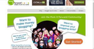 Sitio web de Momitforward