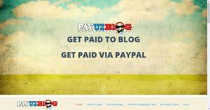 Sitio web de Payu2blog