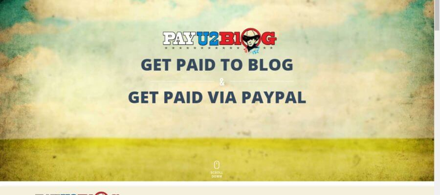 Sitio web de Payu2blog