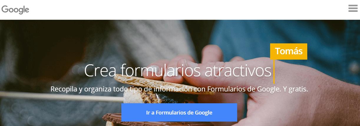 encuestas online gratis-google-forms