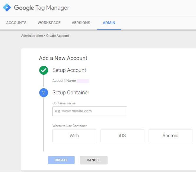 Google Tag Manager en WordPress