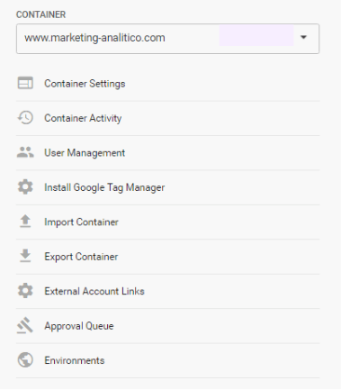 Google Tag Manager en WordPress
