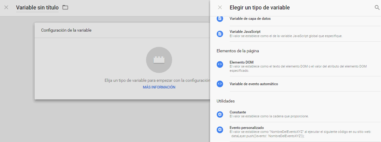 Rastreo de enlaces externos con Google Tag Manager