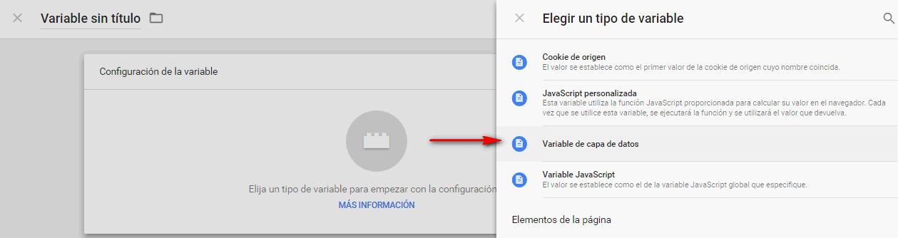 Vídeos YouTube en Google Tag Manager