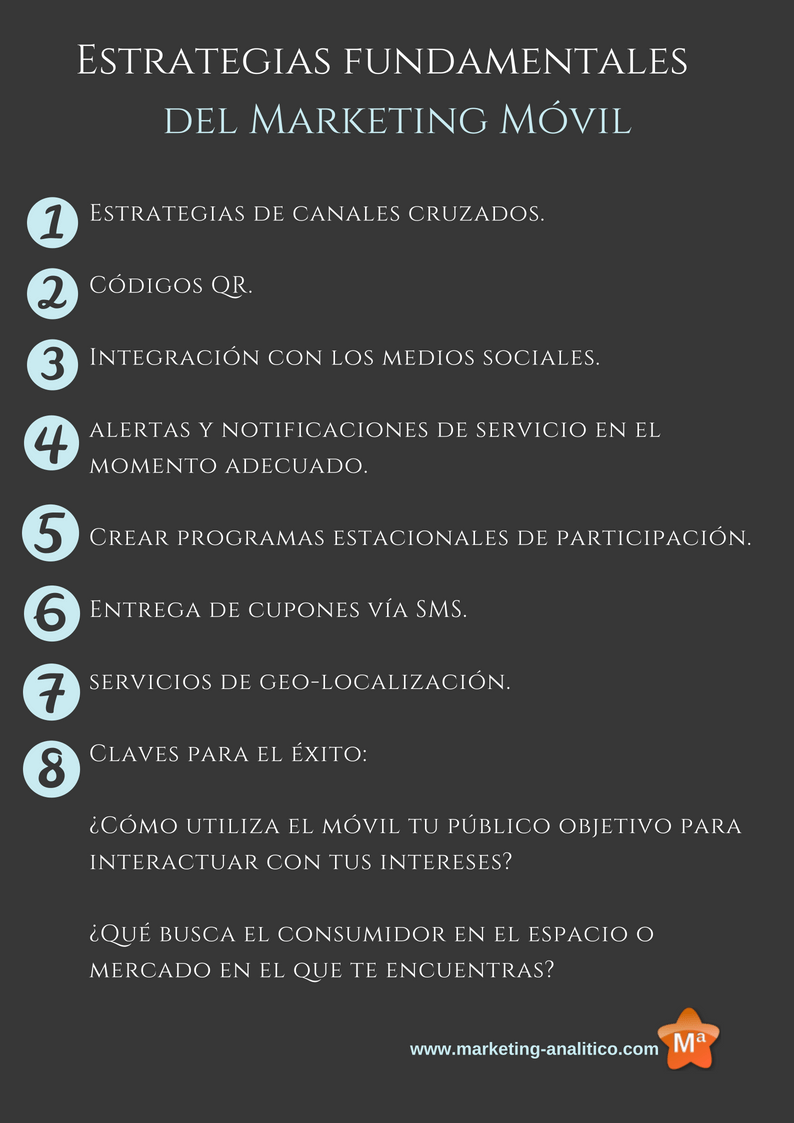 estrategias marketing movil mobile marketing