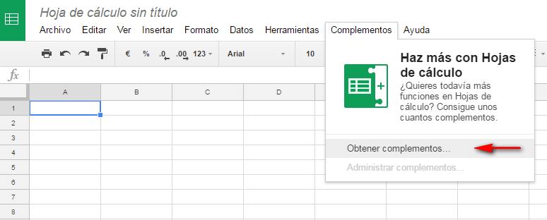 Análisis de datos complemento Google analytics