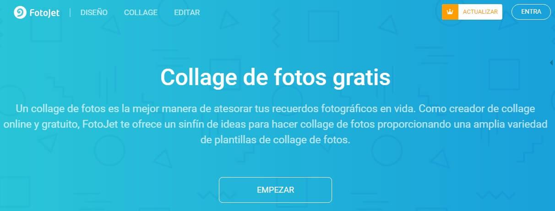 Collage de fotos FOTOJET