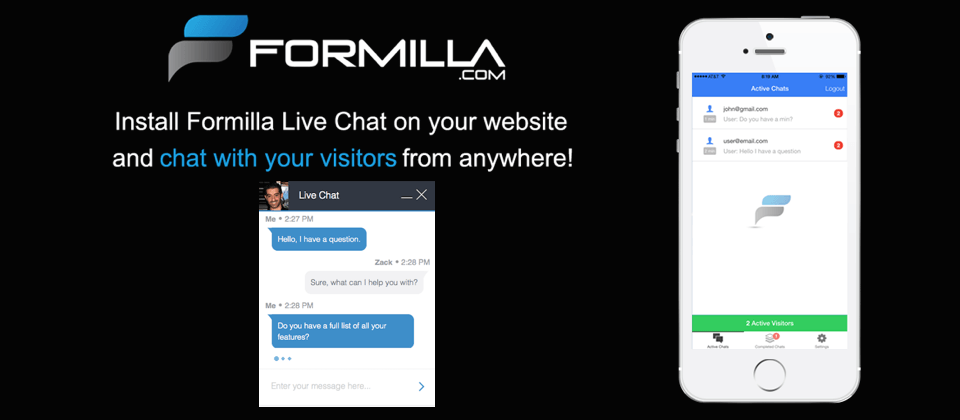 web chat Live Chat