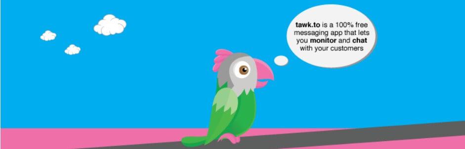 web chats tawkto