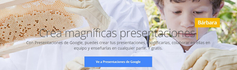 diapositivas Slideshare -google slides