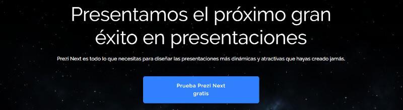 diapositivas Slideshare -prezi