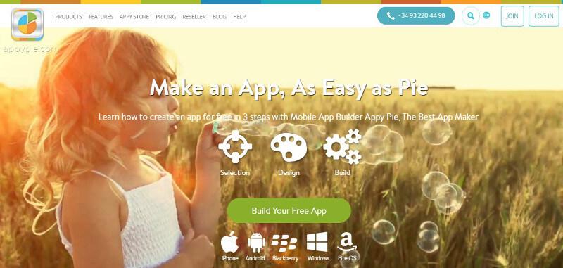 crear aplicaciones moviles appypie