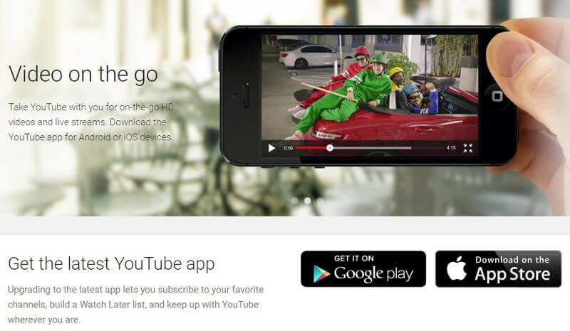 marketing de aplicaciones youtube