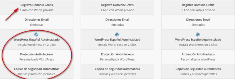 webempresa web hosting servicios 2
